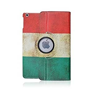 CeeMart Classical Italy Pattern 360 Degree Case for
