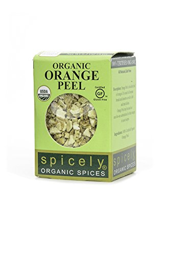 Photo of Spicely Organic Orange Peel