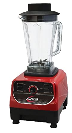 AXIS PB-3 Power Blender, Red