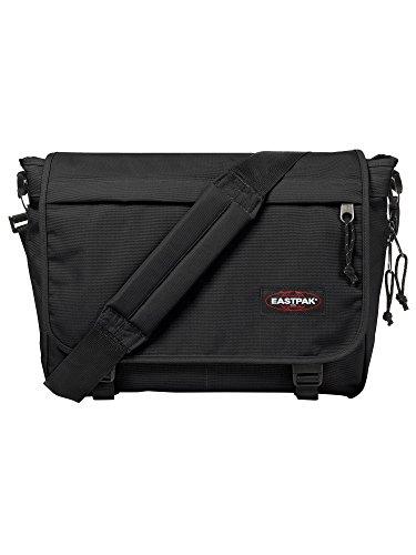 Eastpak Delegate Messenger Bag, 39 cm, 20 L, Black