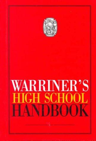 Warriner's High School Handbook ()