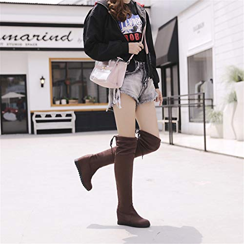inverno e in autunno in Sandalette brown la moda DEDE nSRHq0
