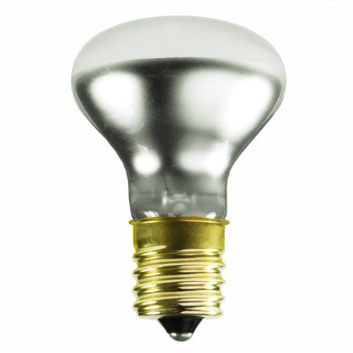 Satco 03215 - 40R14N S3215 Reflector Flood Light Bulb