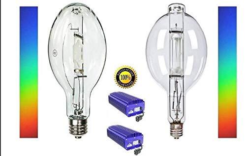 Led Bulbs 400W MH Red Grow watt Super MH Metal Halide Grow Ultimate Get 1 Pcs - Watt Metal Super Bulb