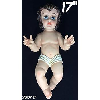 Baby Jesus Statue /Nino Dios 17