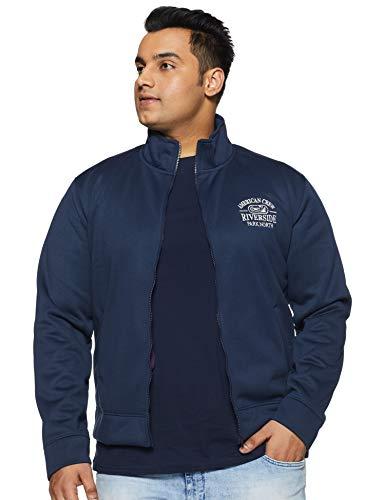 AMERICAN CREW Men's Solid Jacket