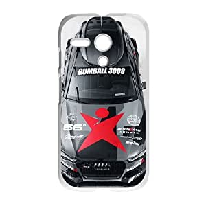 Audi Motorola G Cell Phone Case White TPU Phone Case SY_820745