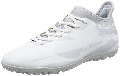 adidas Herren Fussballschuhe X 16.3 TF FTWWHT/FTWWHT/CLEGRE 43 1/3