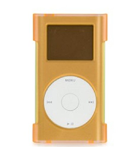 XtremeMac Shieldz Cover for iPod Mini (Tangerine) (Xtrememac Shieldz Cover)