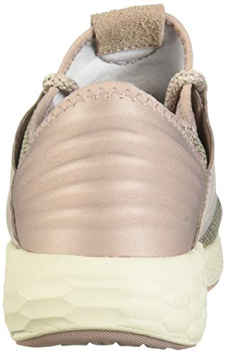 New Balance Women's Cruz V2 Fresh Foam Running Shoe Faded Birch/au Lait/Alabaster 5 B US by New Balance (Image #2)