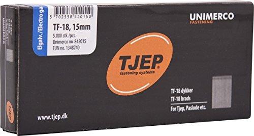 TJEP TF-18 Stiftnägel 15 mm