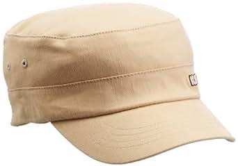 Kangol Men's Twill Army Cap, Beige, Small/Medium