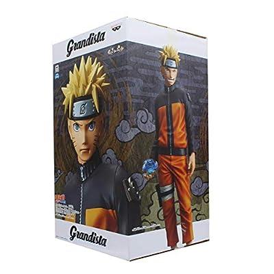 Banpresto Naruto- Grandista 27cm: Toys & Games