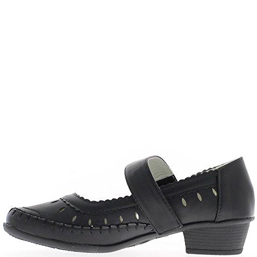 Bequeme schwarze Schuhe Heels 5cm wies Tipps