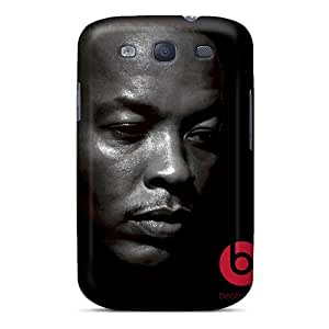 Samsung Galaxy S3 FaY12837SHkh Customized High-definition Beats By Dr Dre Pattern Scratch Resistant Cell-phone Hard Covers -InesWeldon