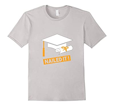 Funny Novelty Graduation T-Shirt