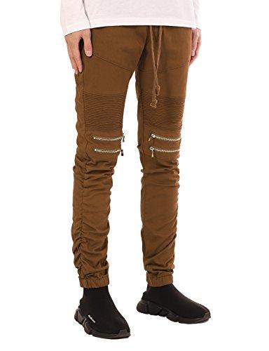 Biker Pants For Men - 9