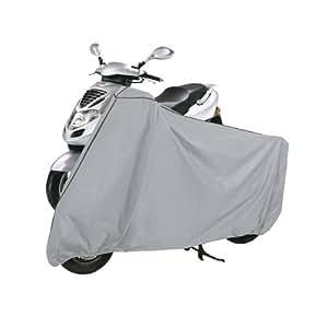 Rayen 6379.50 - Funda de PVA para motos, 140 x 136 x 78 centímetros, color gris