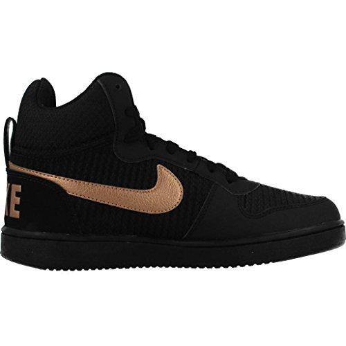 Nike 844907-002 - Zapatillas de deporte Mujer Negro (Black / Mtlc Red Bronze-Black)