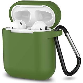 Amazon.com: Airpods 2 Silicone Case Cover Compatible Apple