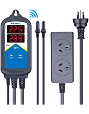 INKBIRD AU Plug ITC306 Temperature Controller Timer Plug & Play Heating ONLY Greenhouse Seed Starting Hydroponics Grow Tent