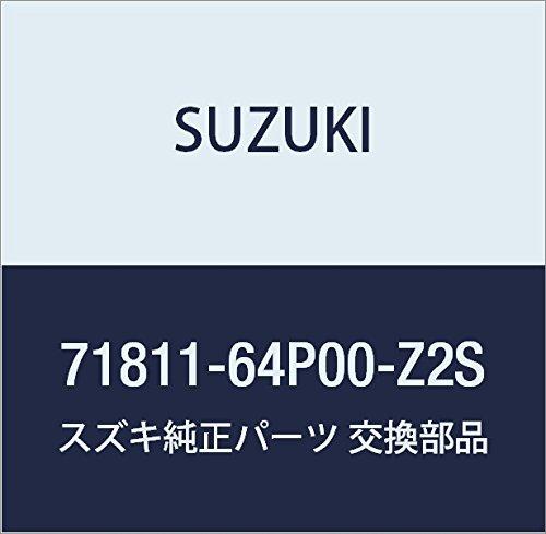 SUZUKI (スズキ) 純正部品 リアバンパー 品番71811-51Z30 B01N959F5B 71811-51Z30