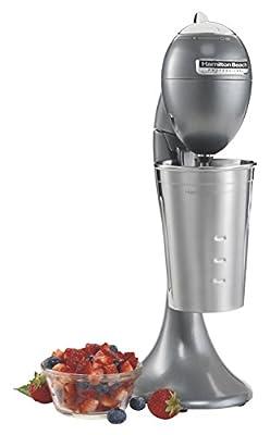 Hamilton Beach 65120 Pro All-Metal Drink Mixer, Gray