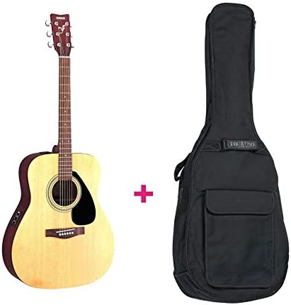 Pack Yamaha fx310 a – Guitarra electroacústica (+ funda): Amazon ...