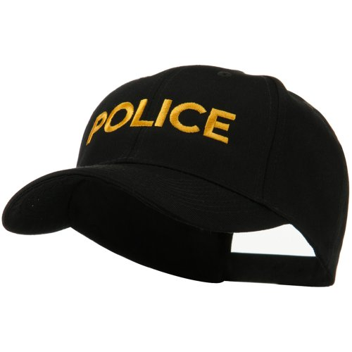 Officer Ball Cap - Embroidered Military Cap - Police OSFM