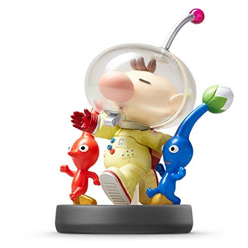 Pikmin   Olimar Amiibo   Japan Import  Super Smash Bros Series