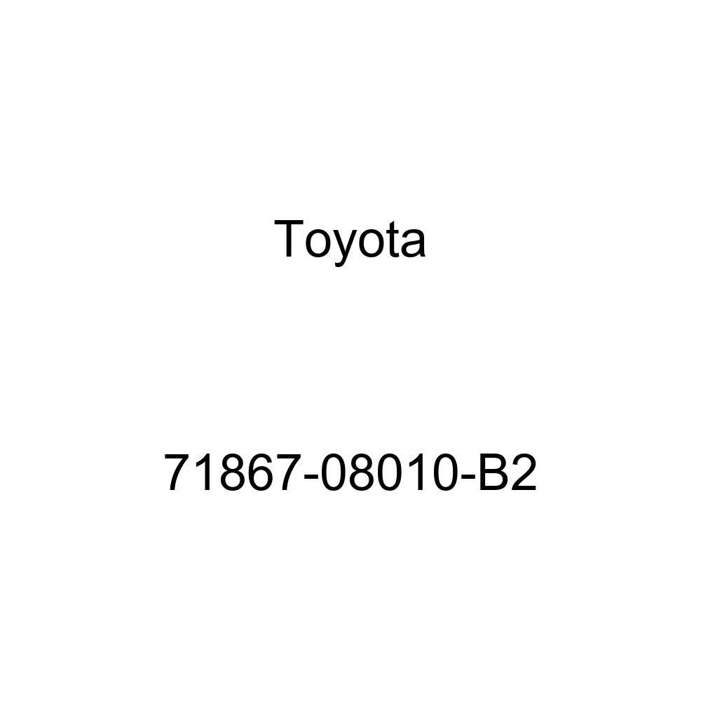 TOYOTA Genuine 71867-08010-B2 Seat Cushion Shield