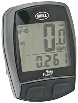 Bell F20 Cyclocomputer Sports Outdoors