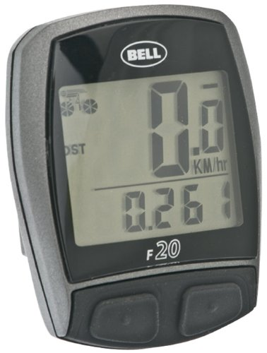 Bell F20 Cyclocomputer, Black