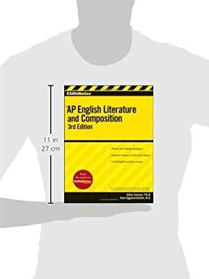CliffsNotes AP English Literature and Composition (3rd Edition)
