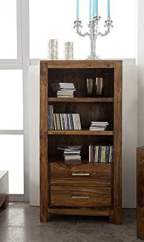 Massivmoebel24de Sheesham Möbel Holz Massiv Regal Palisander Life