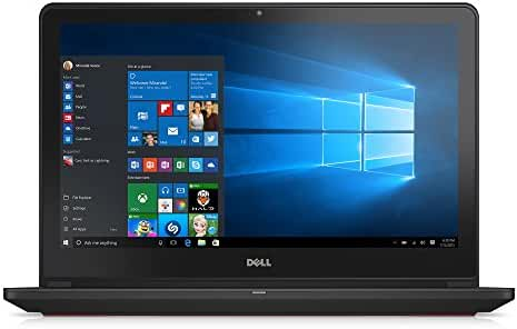 Dell Inspiron i7559-7512GRY 15.6 Inch UHD Touchscreen Laptop (Intel Core i7 2.6 GHz 6th Generation Processor, 1 TB HDD, 16 GB RAM, 128 GB SSD, NVIDIA GeForce GTX 960M, Windows 10)
