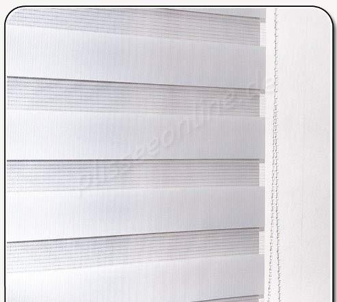 plissee 180 cm breit doppelrollo duo rollo farbe dunkelgrau breite cm lnge cm mit breiter. Black Bedroom Furniture Sets. Home Design Ideas