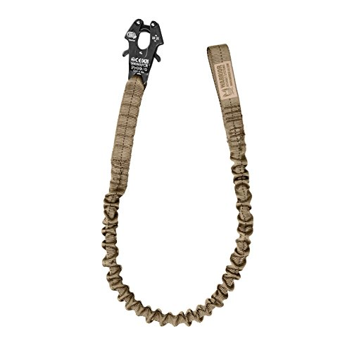 Warrior Assault Systems Personal Retention Lanyard with FROG Clip, Coyote Tan