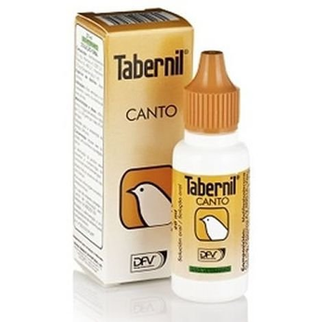 Image of Tabernil Canto 20ml Singing Improver for Cage Birds - 0.67 fl oz