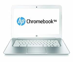 HP Chromebook 14 (Snow White)