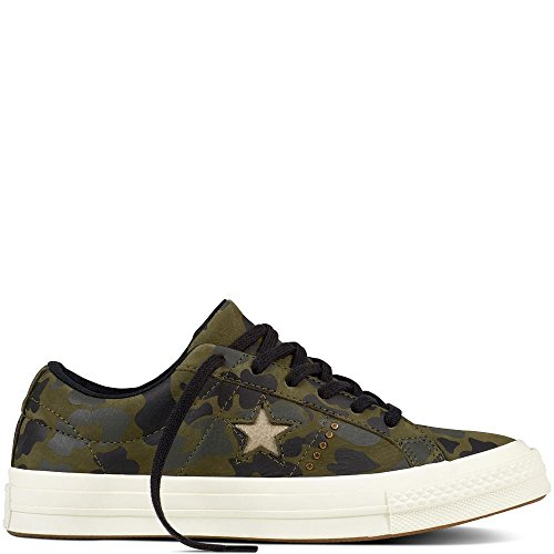 Azul Lifestyle One Tint Deporte Ox Light Zapatillas Gold Converse Unisex de Adulto 454 Egret Nubuck Blue Star vRUdwR1qx