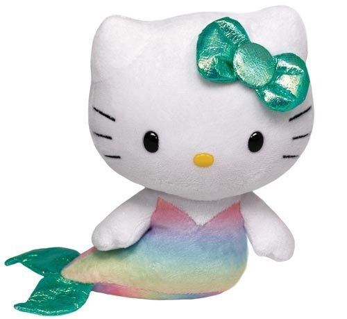 Ty Hello Kitty - Mermaid by Ty Beanie Babies ()