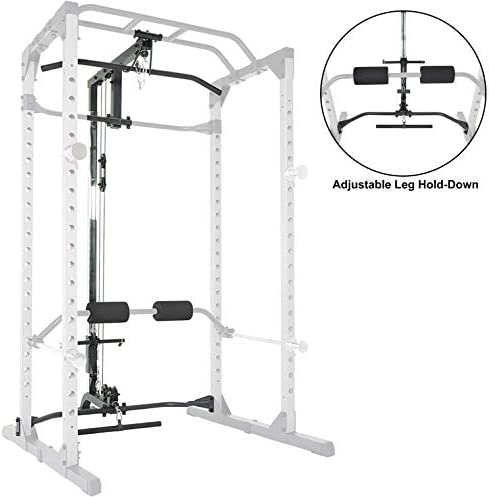 Renewed Fitness Reality 2819 Attachment Set for 2x2 Steel Tubing Power Cages