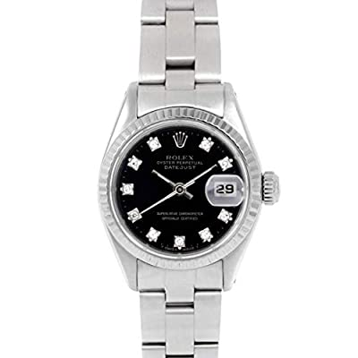 Rolex Datejust Automatic-self-Wind Female Watch 6917 (Certified Pre-Owned) from Rolex