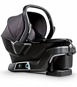 4moms self installing infant car seat black baby. Black Bedroom Furniture Sets. Home Design Ideas