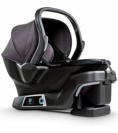 4moms Self Installing Infant Car Seat Black