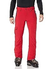 Arctix Men's Advantage Softshell Pants, Vintage Red, Large (36-38W * 32L)