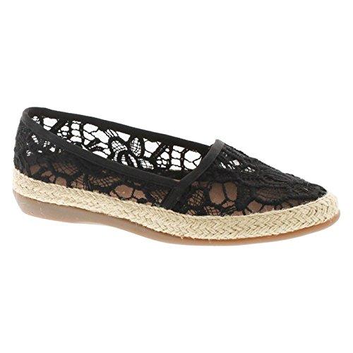 Aerosoles Women's Trend Report Slip-On Loafer,Black,5.5