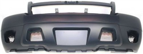 2007 avalanche front bumper cover - 4
