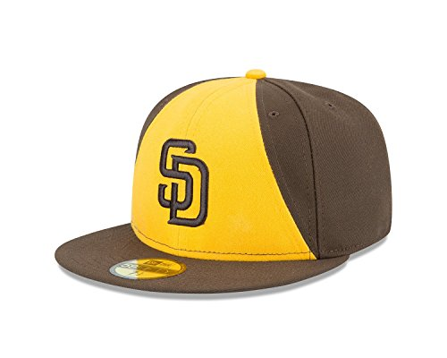 a5bea7c2c7b San Diego Padres Fitted Hat at Amazon.com
